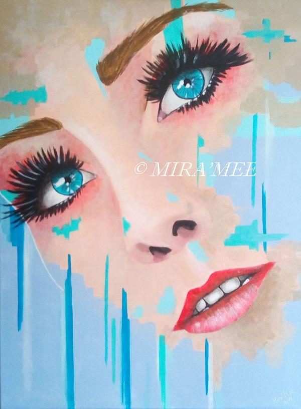 Stephanie Modern Painting