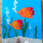 Atelier Mira-Mee Malen mit Kindern